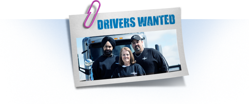 Truck drivers wanted in Brampton Ontario (GTA)